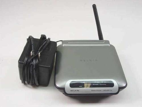 Belkin F5D7230-4  Wireless G Router