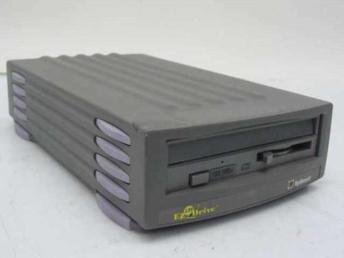 SyQuest EZ135EXT  EZ Drive 135 External Parallel Port Tape Drive (No