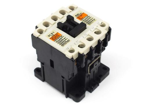 Fuji Electric SC20AA Non-Reversing AC Contactor Motor Starter