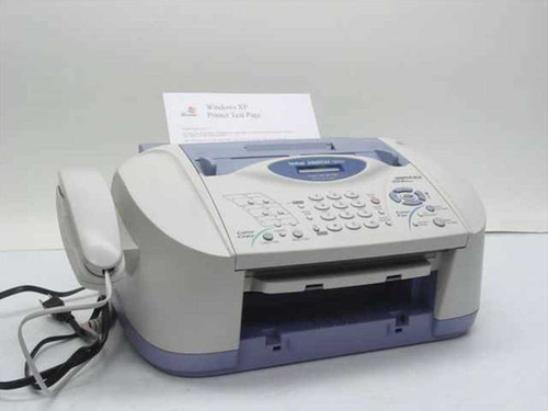 Brother 1800C  Super G3 33.6 KBPS Color copy Fax Machine