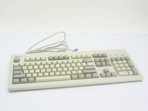 Dell PS/2 Keyboard - RT7D5JTW - YELLOWED KEYS 3340D