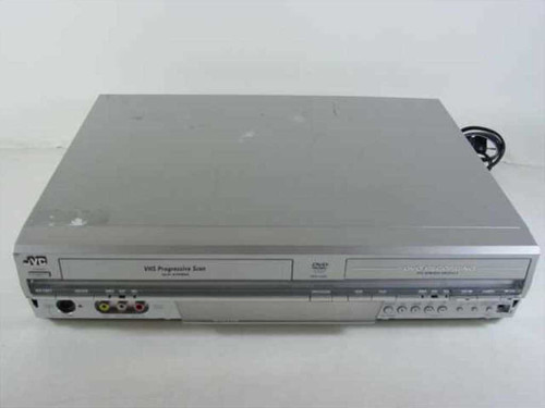 JVC DR-MV1SU  DVD Recorder / VCR Combo As-Is
