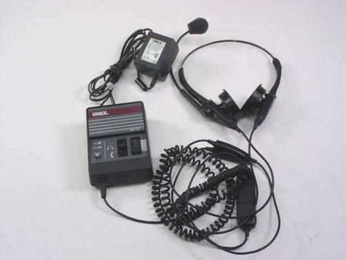 Netcom/Unex Inc. MP10A1/f 200  F200 FLEXPRO BINAURAL NC/UNEX