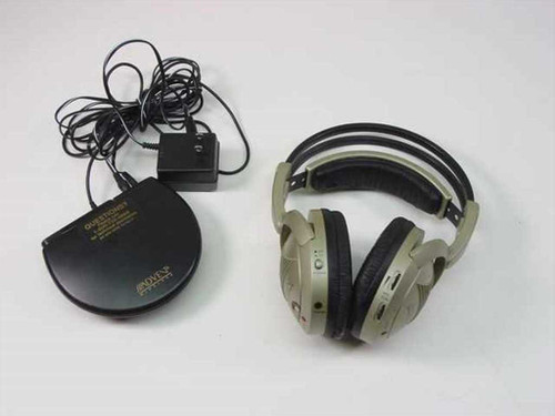 Advent Wireless AW-770  AW770 Wireless Headphones
