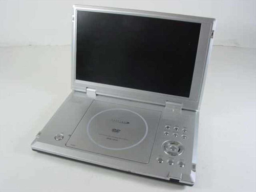 "Initial IDM-1210  10.2"" Portable DVD Player - As is for Parts"