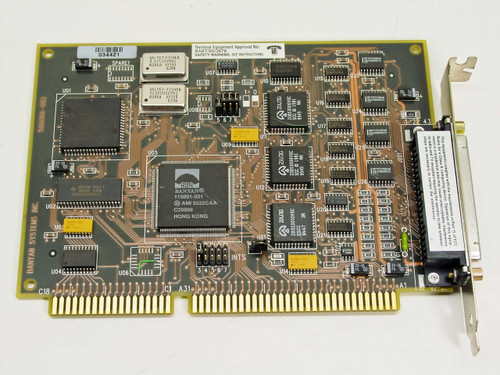 Banyan Systems ISA Intel Command Adapter Card 500068-002