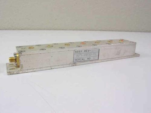 Telkoor 2175-91152-00  RF Microwave Filter