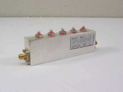 Telkoor 2175-91147-00  RF Microwave Filter