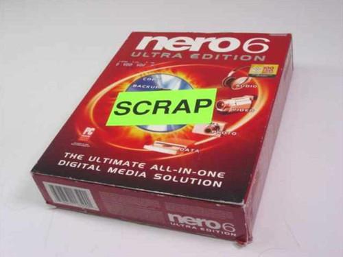 Nero 6  Ultra Edition Software with Neato CD Maker - Retail