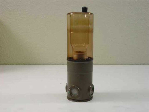Glass CU 04 X 12  XRD X-Ray Tube - As Is