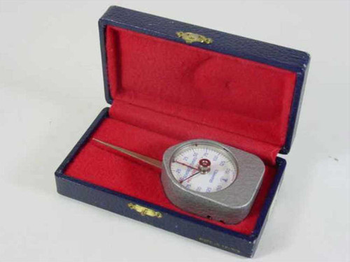 Scherr-Tumico 150 Grammes  Precision Dial Dynamometer 15-150 Grams 1.5 Inch