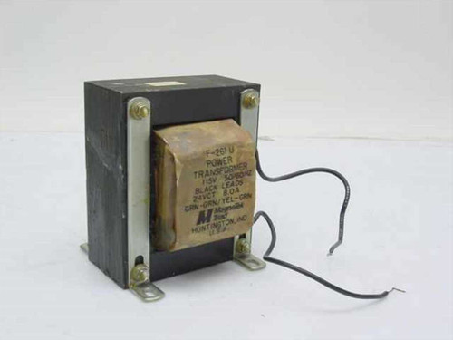 Magnetek Triad F-261U  Power Transformer 115/24Vct 50-60Hz