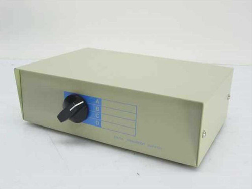 Generic 4 Way  15 Pin/9 Pin /AT Data Transfer Switch