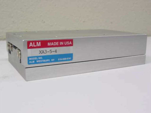 "ALM XA3-5-4  Precision Linear Stage 3"" x 5"" x 2"" Travel Both Wa"