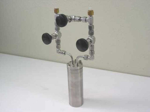 Whitey Stainless Steel  Pneumatic Trap with Valves