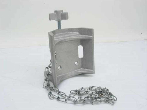 Generic Cast Aluminum  Cylinder Bench Clamp