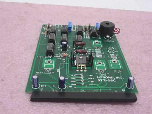 Hybond 572-06C  Bonder 512 PCB