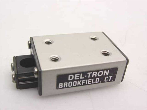 Del-Tron Precision Linear Bearing  3/4 Inch Wide 1 Inch Long 3/8 Inch High 3/8 Inch