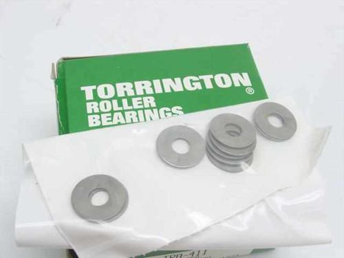Torrington TRA-411  Thrust Washer Rust-Ban 392 Roller Bearings - box o
