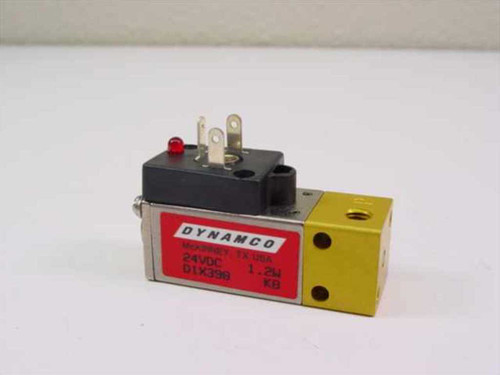 Dynamco D1X398  Dash 1 Series Solenoid Valve