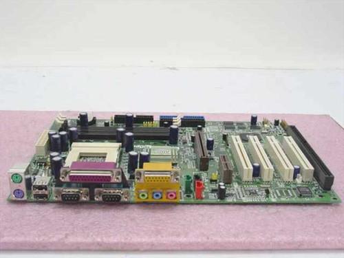 AOpen AX34  Socket PGA 370 System Board