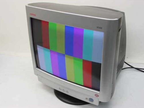 "Compaq PE1135T  19"" Color CRT Monitor - 9500 Series"