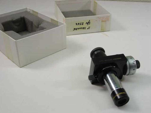 Leitz 12.5X  Objective 3 Inch Square
