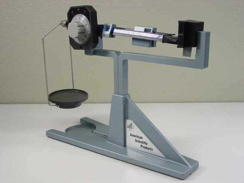 American Scientific Products 410 g  Dual Beam & Scale 1 mg to 410g