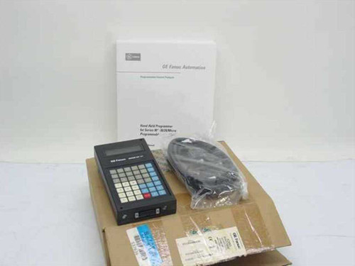 GE Fanuc Series 90 - 30  Hand-Held Programmer Controller - IC693 PRG300E