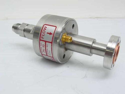 Veeco PV-10  Flow Sensor