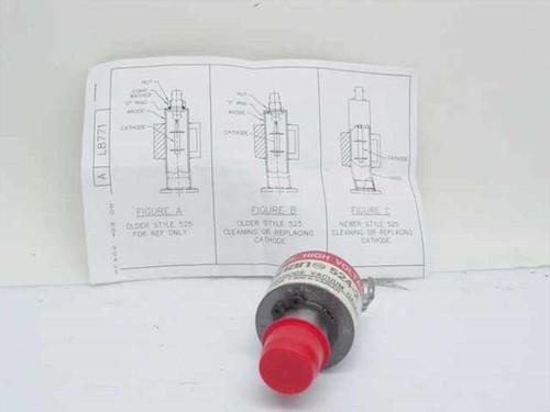 Varian 524-2  Cold Cathode Vacuum Ionization Gauge
