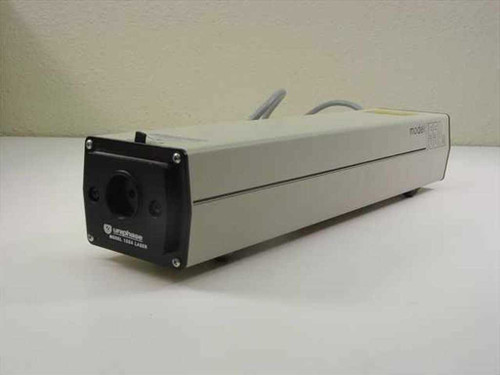 Uniphase 155ASL-1  Model 155A .5 mW Teaching Laser - New in Box