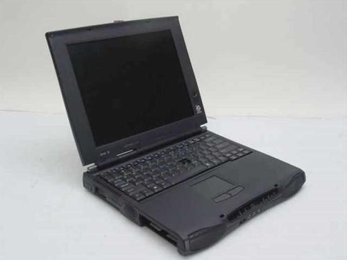 Acer 501T-64  Extensa PII 266Mhz, 128MB Ram Laptop