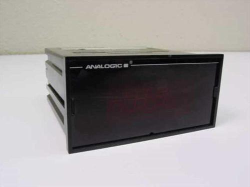 Analogic AN2570-1-X-1-P  Digital Panel Meter 3 1/2 Inch Display 117V