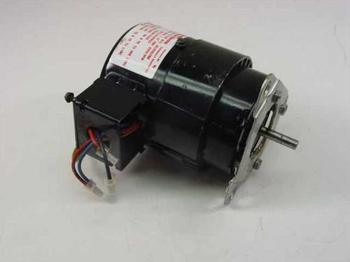Magnetek Universal Electric 3ZA 52773R  Motor .5 HP 3000 RPM 115/230V 60Hz 1.3/.68 Amp