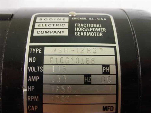 bodine electric nsh 12rg e10610186 gear motor 150hp 1726 rpm 43 lbin 16 rpm ratio 3.21__65140.1490214560?c=2 bodine electric nsh 12rg e10610186 gear motor 1 50hp 1726 rpm 43 DC Motor Wiring Schematic at soozxer.org