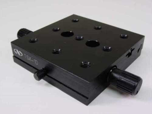 Newport TSX-1D  Dovetail Linear Stage 3 Inch x 3 Inch x 3/4 Inch
