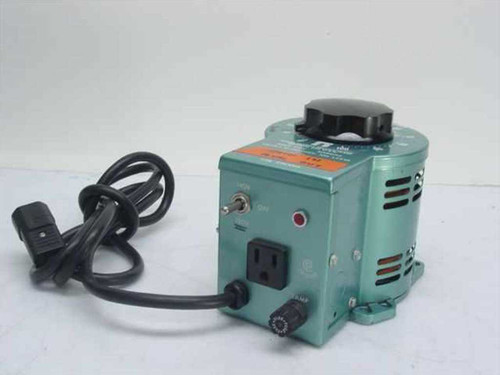 Staco Energy Products Type 3 PN 1010  Variable Autotransformer 120V In 120/140V 10A 1.4