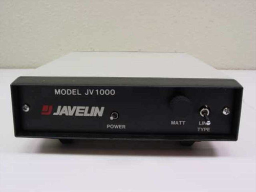 Javelin JV1000  Crosshair Generator