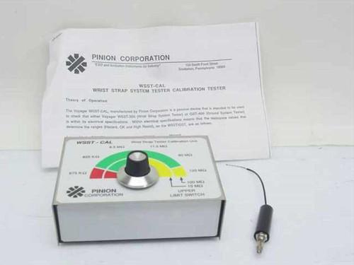Pinion Corporation WSST-CAL  Wrist Strap Tester Calibration Unit