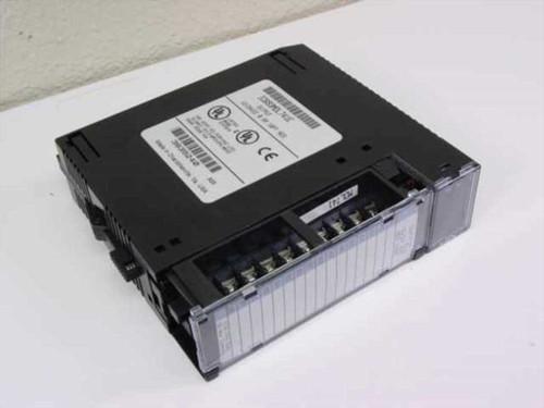 GE Fanuc IC693MDL741E   Output 12/24VDC .5A 16PT NEG