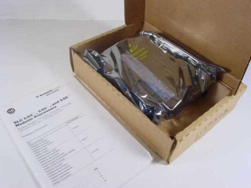 Allen Bradley 1747-L541  Processor Unit Ser B Proc Rev 3 OS 1747-OS401-B-7
