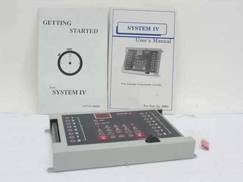 Nolatron 40050 40001   System IV Programmable Controller