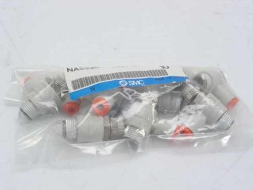 SMC NAS2201F-N01-03S  Fittings - Pkg 10