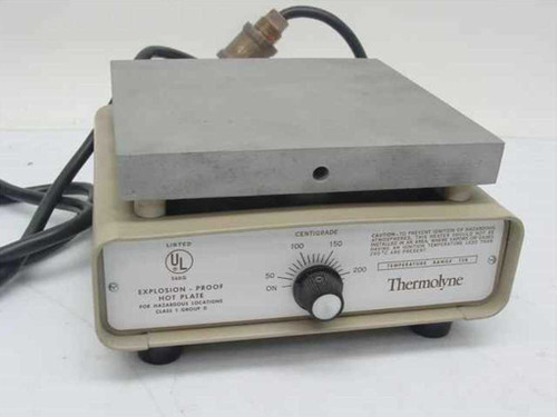 Thermolyne HP-11515B  125C Hot Plate Explosion Proof120V 600Watts