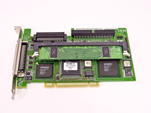 Adaptec Single Channel Ultra 2 SCSI Raid Controller Card 2 (AAA-131U2/2MB)