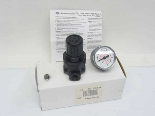 Norgren R07-219-RGKA  1/4 Inch Regulator