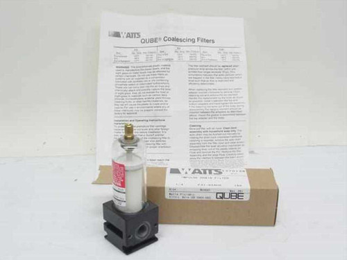 Watts FluidAir F31-02AHS 1370136  Impulse Drain Filter 1/4 Inch 150PSI