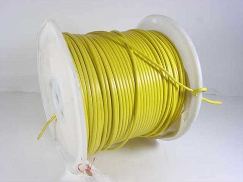Omega EXPP-K-20S-TWSH-UL-1000  1000 ft. Yellow Twisted/Shielded Thermocouple Wire