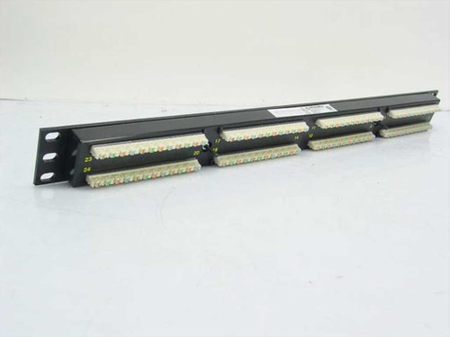 ortronics or 851044265 24 port cat 5 patch panel 1 row waccessories 23.21__86300.1490215190?c=2 ortronics or 851044265 24 port cat 5 patch panel (1 row) w ortronics patch panel wiring diagram at edmiracle.co